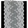 18.2 Cm Galloon Lace wide lace trim (J0049)
