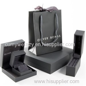 Jewelry Cardboard Packaging Product Product Product