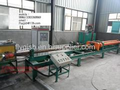 carbon steel elbow induction heating making machines