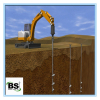 North American Market Helical Anchors/Piles/Screw Piles/Screw Anchors for Foundation Repair