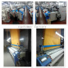 Shuttleless Air Jet Weaving Machine for Home Textile Fabric