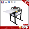 manual fabric zigzag cut machine