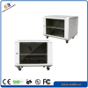 19 inch white color wall mounted cabinet
