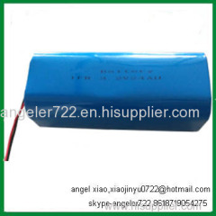26650 3.2V 24Ah LiFePO4 battery pack lithium ion battery