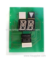OTIS elevator parts inverter GAA21344C20