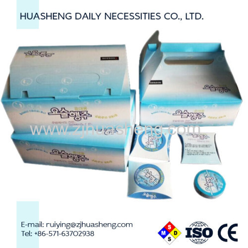 Gift promotional Compressed Towels for Korea
