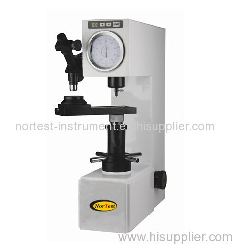 HBRV Motorized Brinell Rockwell Vickers Hardness Testing Machine