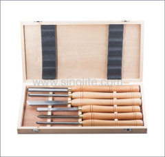 6pcs Wood Carving Chisel for Carpenter