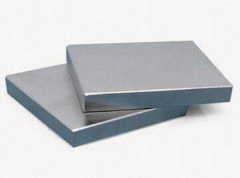 Sintered Neodymium Strong Permanent Magnets Block N35 25LB Force