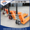 2016 New hydraulic pallet truck machine/Hand operated hydraulic forklift hydraulic pallet truck
