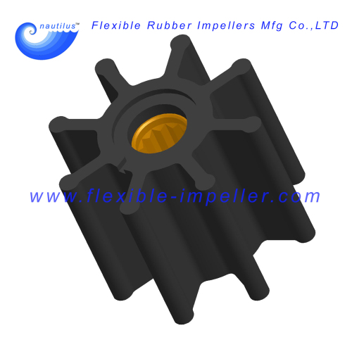 Water Pump Flexible Rubber Impellers for DAF Diesel Engines A475/D575/F615/DA475/D575M/DP680M/DP680M/DS575M/DT575/DT615