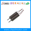 Tiny Coreless Motor ChaoLi-0412 With 53000rpm For Toothbrush And Sex Toys