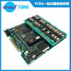 6-Layer SMT & DIP PCBA Control Board for Industrial Control