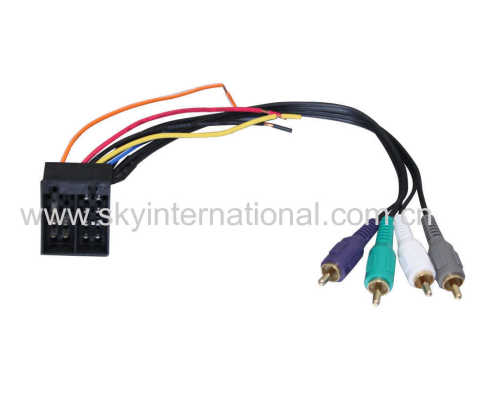 For Metra 70-1786 Radio Wiring Harness For Mercedes 94-04/Landrover