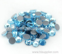 ss10 aquamarine hotfix rhinestone for clothes