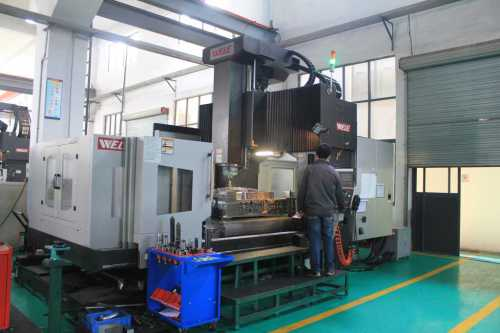 Die casting mold building