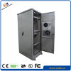 19 inch IP55 3 rooms outdoor cabinet with A/C