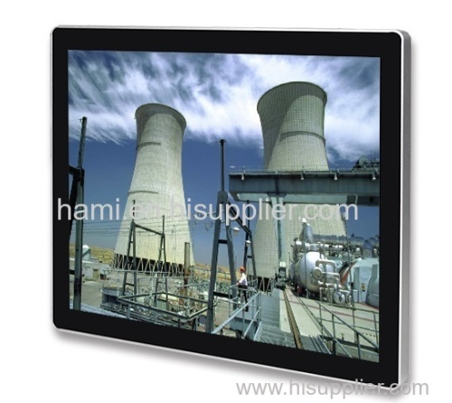 10.1 inch high definition capacitive touch monitor with G+G touch