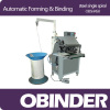 Obinder Automatic spiral wire notebook binding machine
