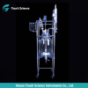 Double Jacketed Alcohol Reactor Vessel With Stainless Steel