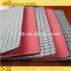Nonwoven fiber insole board with eva with polyester fabric