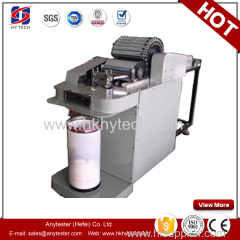 Touch Screen Mini Carding Machine