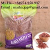 Red Brown Rice Vietnam Organic Dragon Blood Rice High Quality For Europe