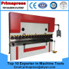 China brand WC67Y series Hydraulic press brake sheet metal hydraulic bending machine