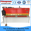 China best quality pipe cnc hydraulic swing beam shearing machine