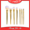 2017 NEW Techniqueing MSQ 7 Pcs Makeup Brushes Set Synthetic Hair Make Up Brushes Tools Cosmetic Foundation Brush Kit