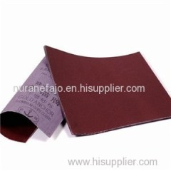 Aluminium Oxide Dry Sand Cloth Electro Coated For Polishing Metal