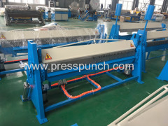 Anhui best high quality angle mini folding machine for sale