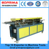 factory price TDF square duct flange forming machine for sale