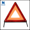 CE E-mark emergency kit car emergency tool kit triangle led flashing warning light Reflective warning triangle