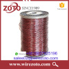 Polyester-Imide EIW 180℃ Enameled Copper Magnet Wire/Electromagnetic Wires Coil/Winding Wire For Transformer Motor UPS