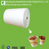 PE coated paperboard for fried chicken barrel