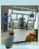 Skew stack armature automatic winding machine for slotted type commutator rotor