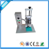Semi-automatic small bottle filling and capping machine
