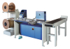 Notebook wire o bind machine for ring wire notebook close
