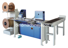 Double coil binding machine DCB360