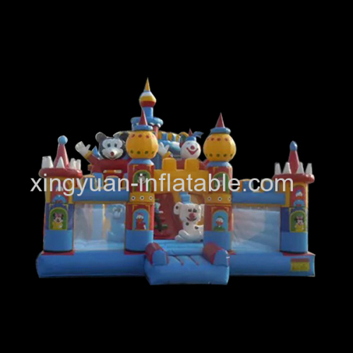 Mickey Mouse Bouncer Inflatable Playground