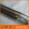 quartz heating tube lamps for glass printing oven