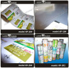 pure aluminum package roll film