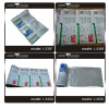 granules plastic package roll film