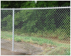 Weave Wire Diamond Mesh Chain Link Fence