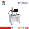 table type fiber laser marking machine with CE certificates