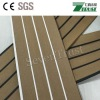 Synthetic Wood Teak Deck Marine deck and PVC soft deck for boat/yacht/pontoon deck/ Isiteek