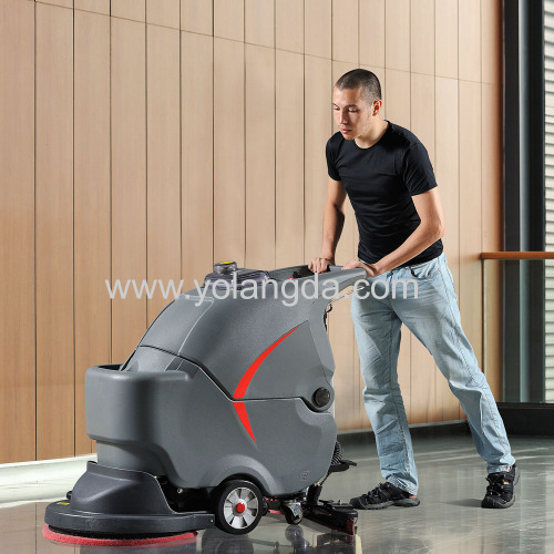 Automatic Battery Power Walk Behind Floor Scrubber Dryer Products