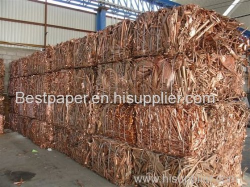 purity Copper Wire Scrap