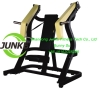 INCLINE CHEST PRESS PLATE LOADED FREE WEIGHT COMMERCIAL GYM USED MACHINE